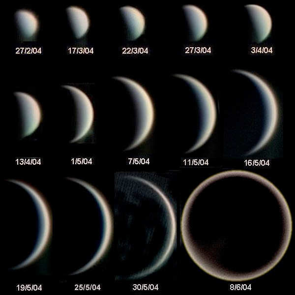 venus moons and their names - photo #25